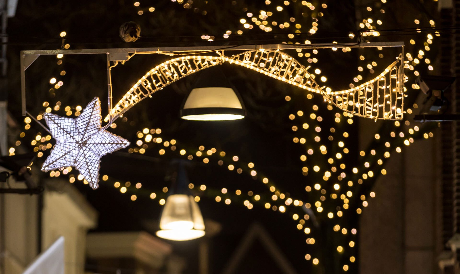 Zwolle's lights will be back for the 2018 festive season.