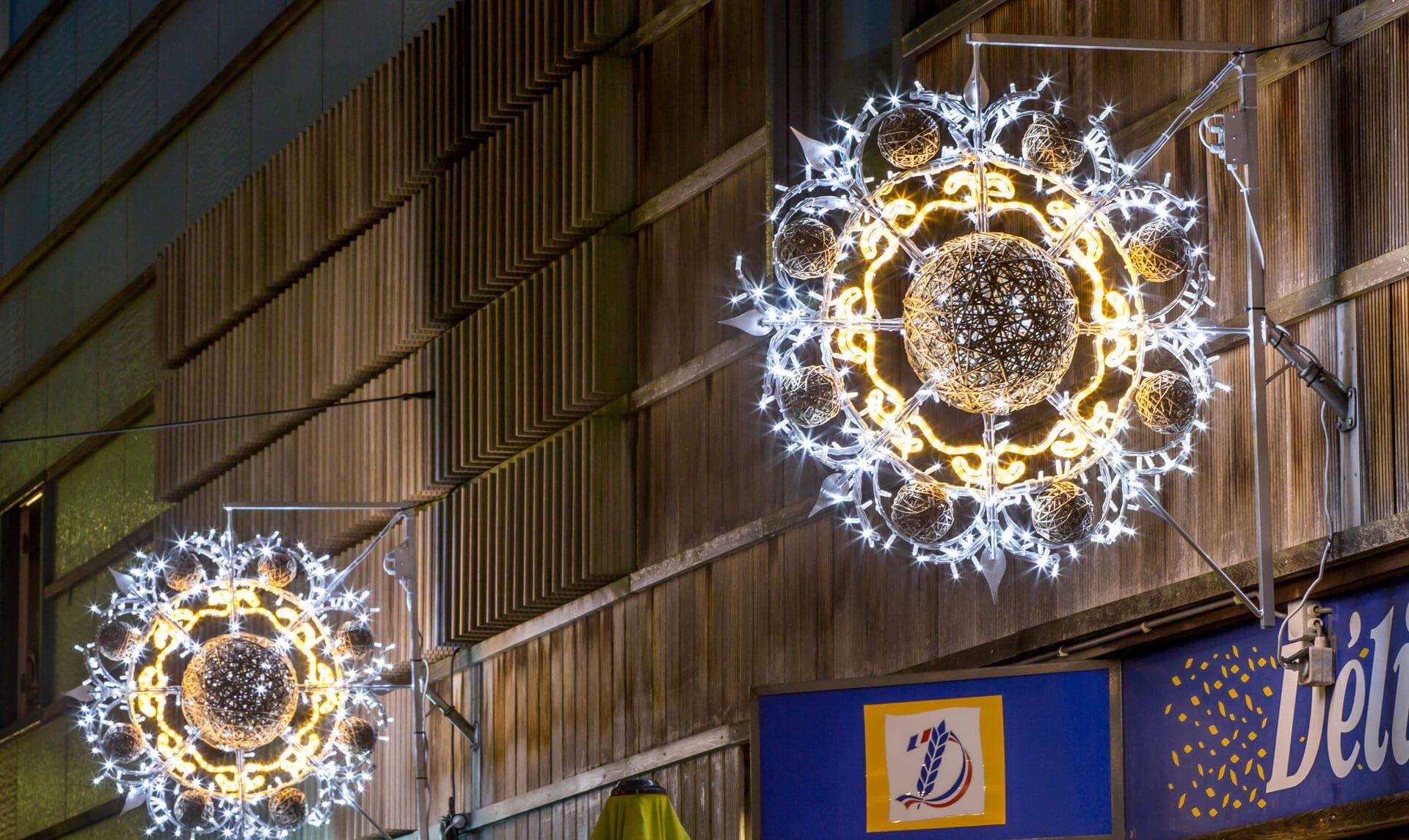 Christmas lighting & festive lighting mk illumination