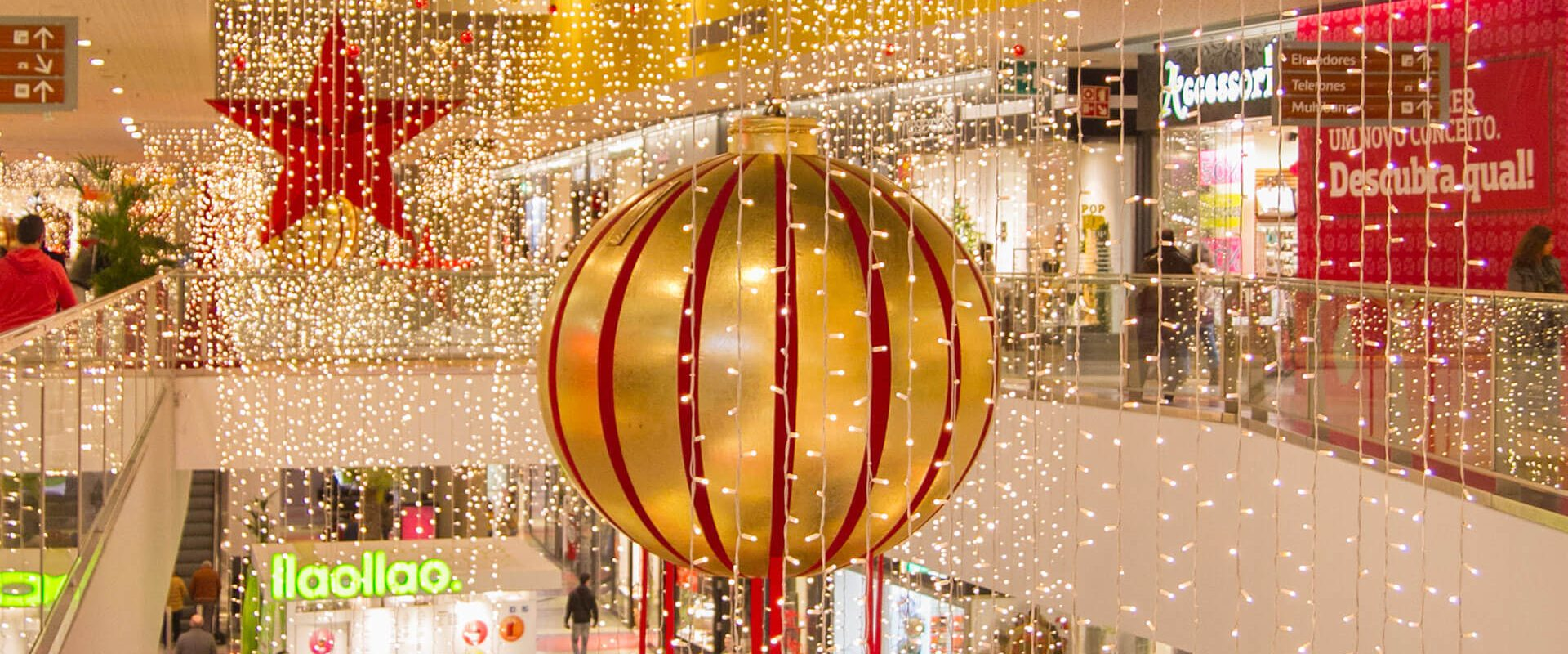 Christmas In Portugal.Mk Illumination Portugal Professional Christmas Festive