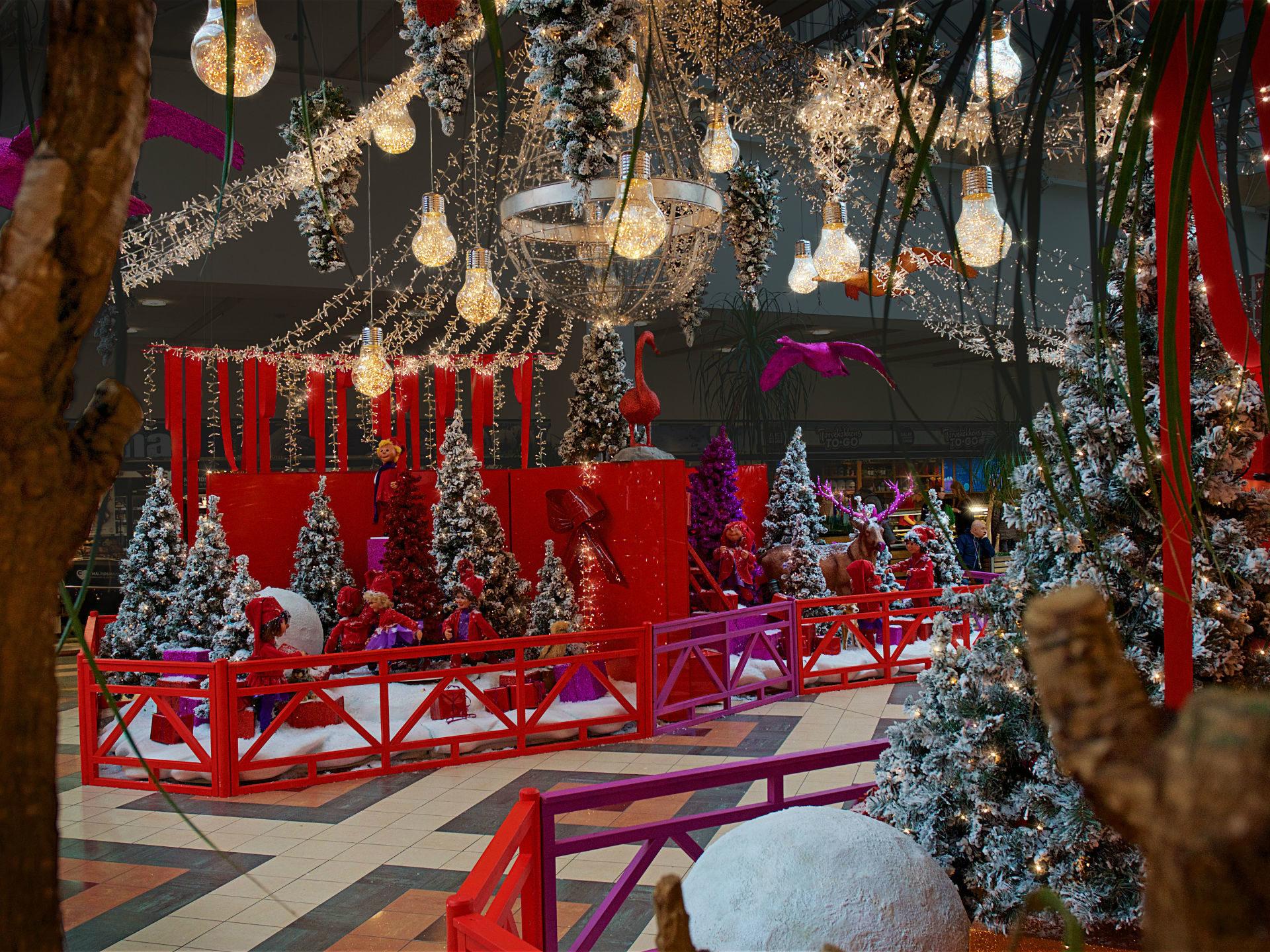 Grottoes Christmas Parade 2021 Grottos In Shopping Centers Mk Illumination